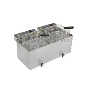 Deep Fat Fryer Double Well