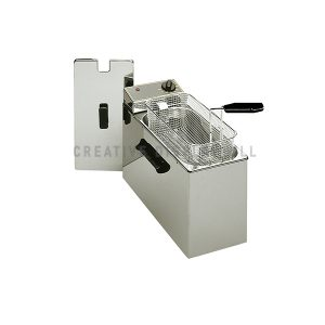 DEEP FAT FRYER SINGLE WELL - TABLE TOP