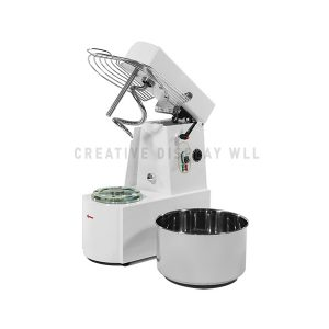Spiral Dough Mixer With Rising Top