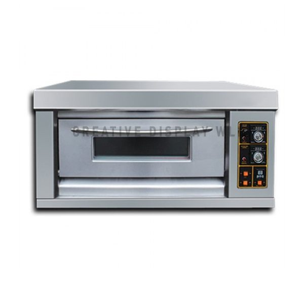 Gas Backing Oven Single Deck