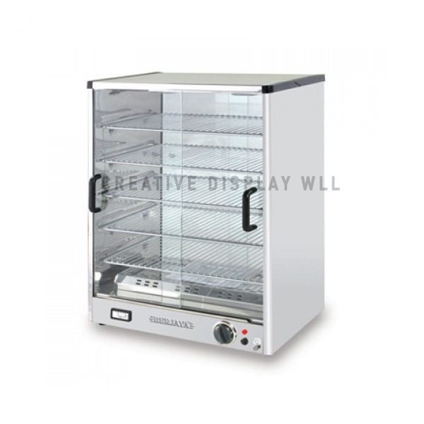 Food Warmer With Thermometer