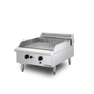 Gas Griddle Stainless Steel