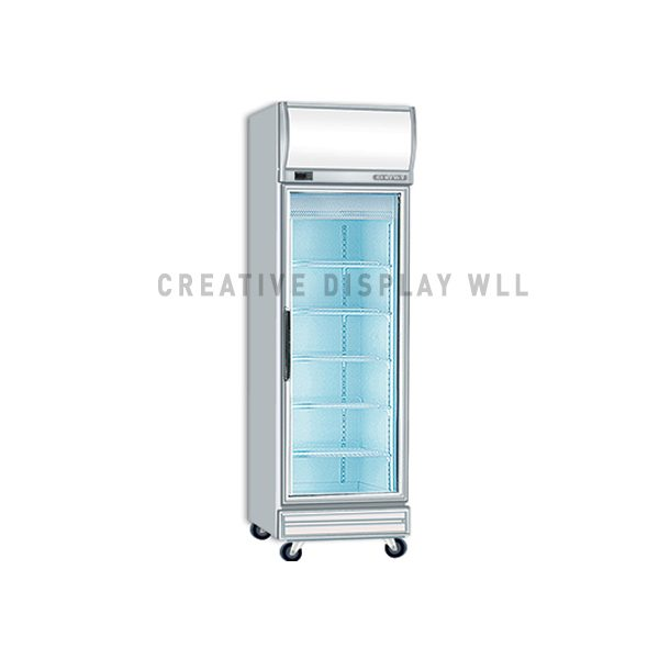 Display Freezer Single Door 450L