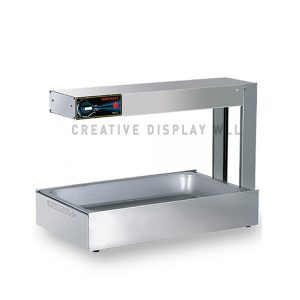 S/S Mini Infra-Red Food Warmer