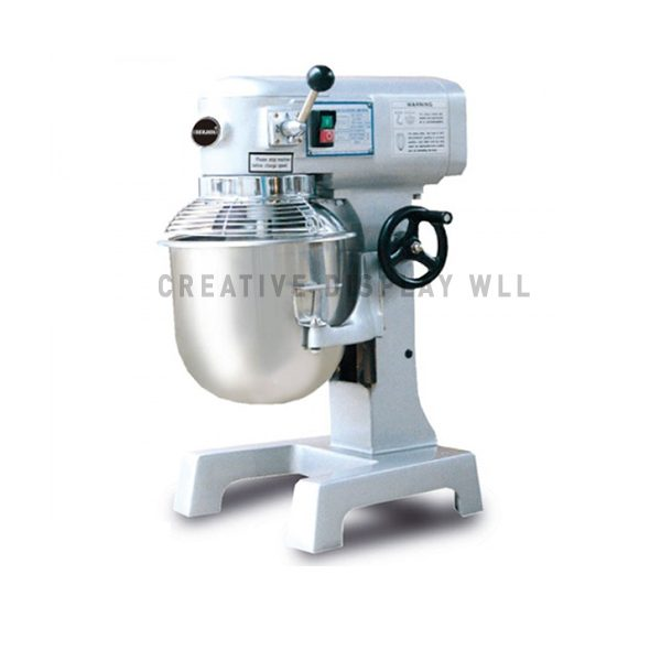Planetary Mixer With Netting 30L