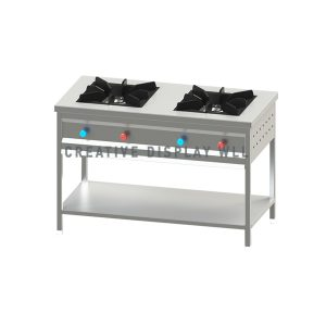 Indian Cooker 2 Burners