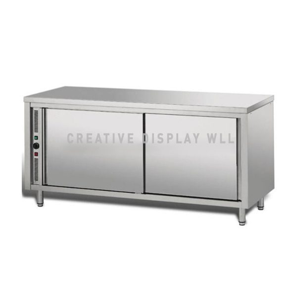 Table Warming Cabinet 150cm