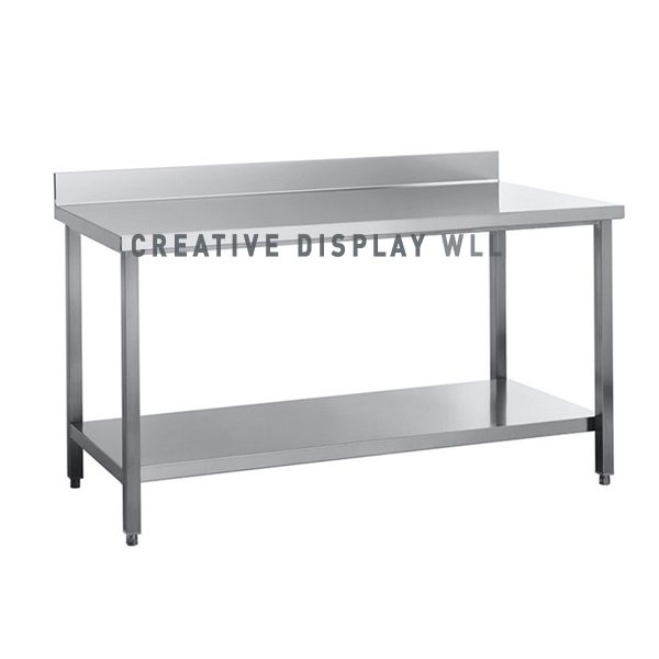 Work top table 200cm